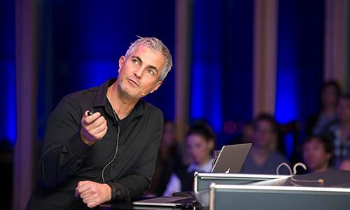 Vortrag Dr. Peter Randelzhofer