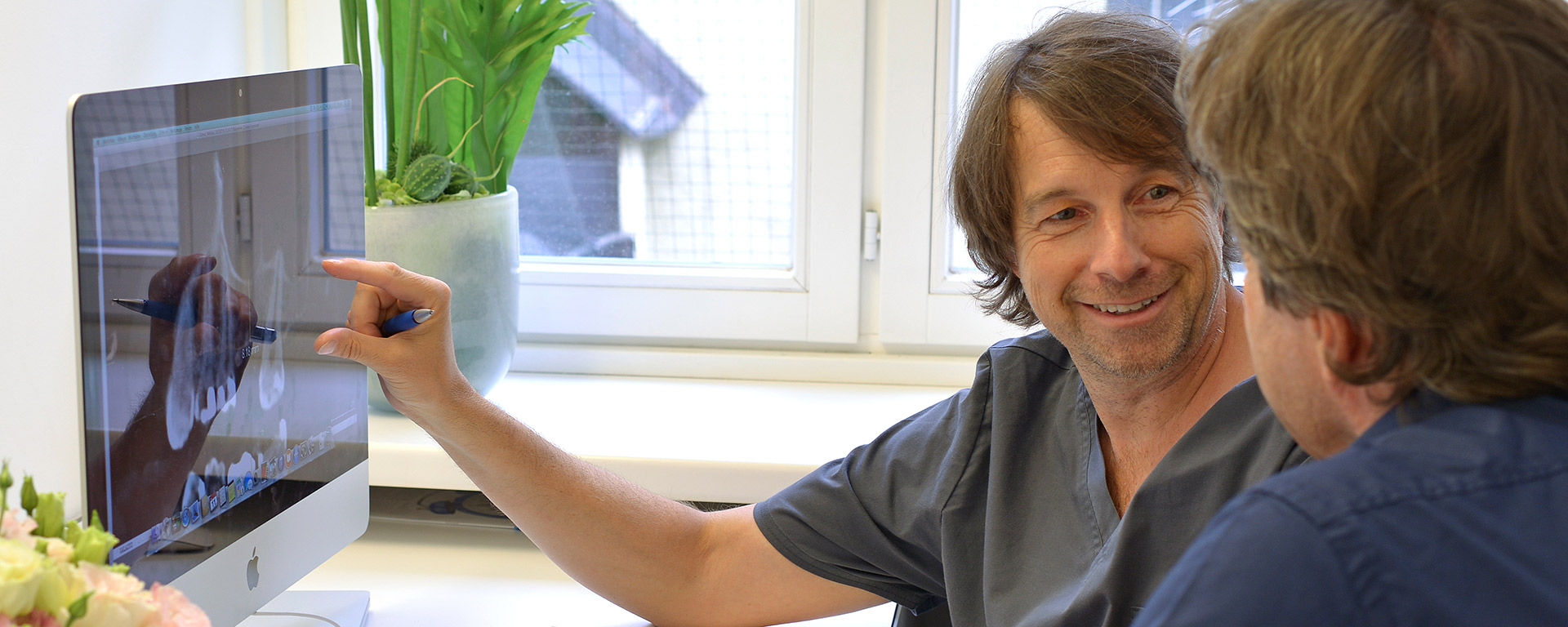 Implantologie Beratung Dr. Claudio Cacaci