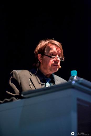 Dr. Claudio Cacaci- Redner auf dem SFYAC