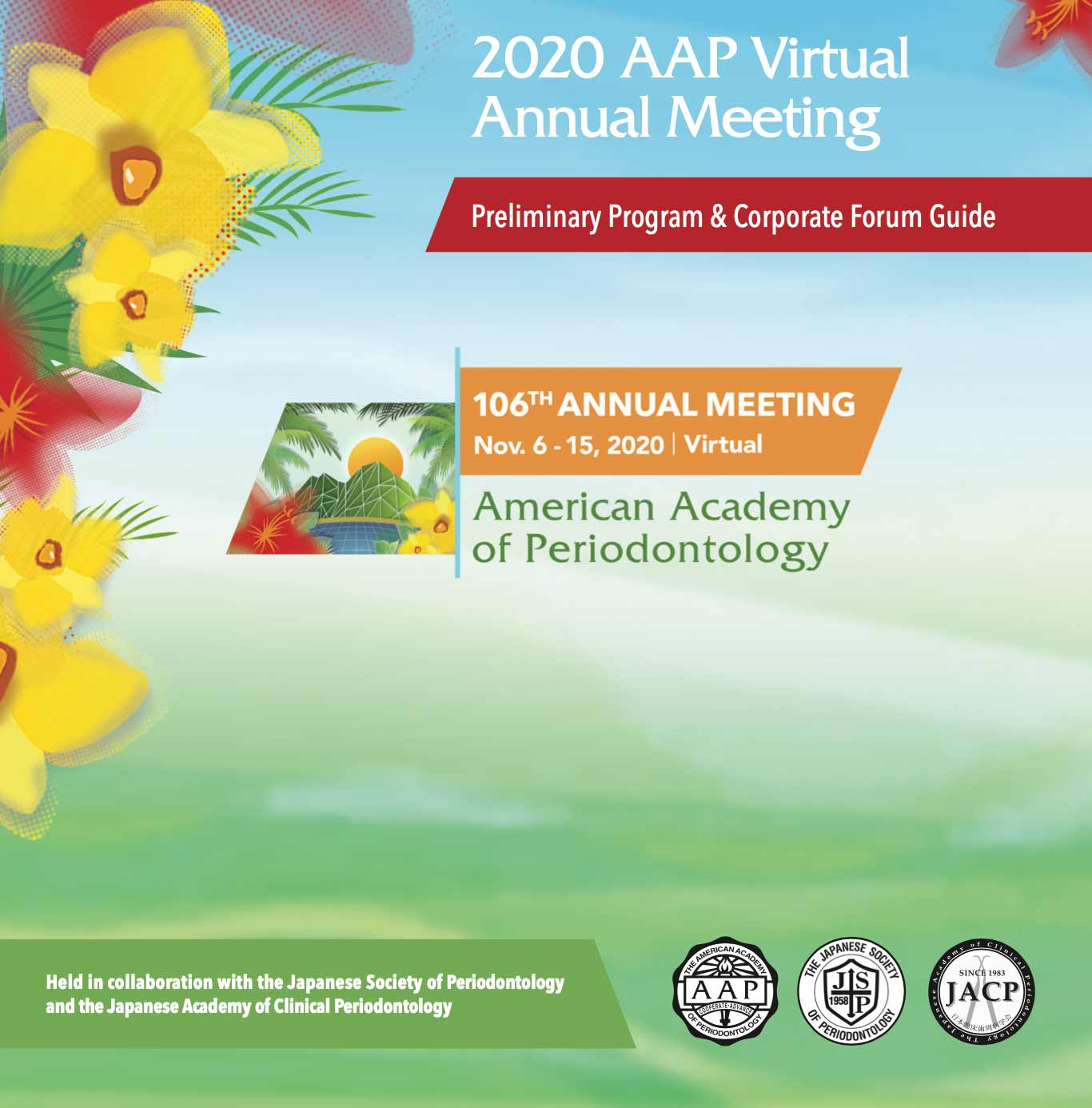 AAP American Academy of Periodontology Annual Meeting 2020