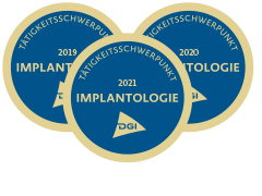 DGI Siegel Implantologie München